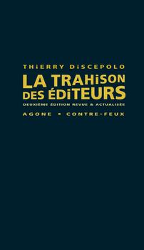 La Trahison des éditeurs