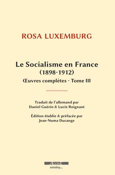 Le Socialisme en France