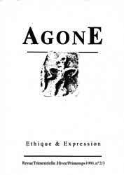 Agone 2 et 3