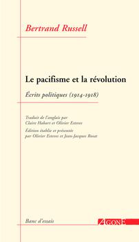 Le Pacifisme et la Révolution