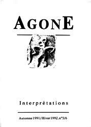 Agone 5 et 6