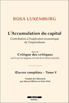 L'Accumulation du capital